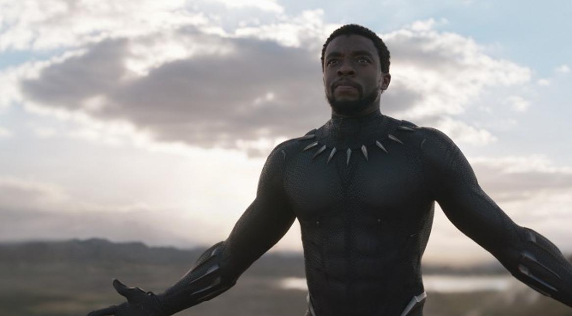 Z filmu Black Panther