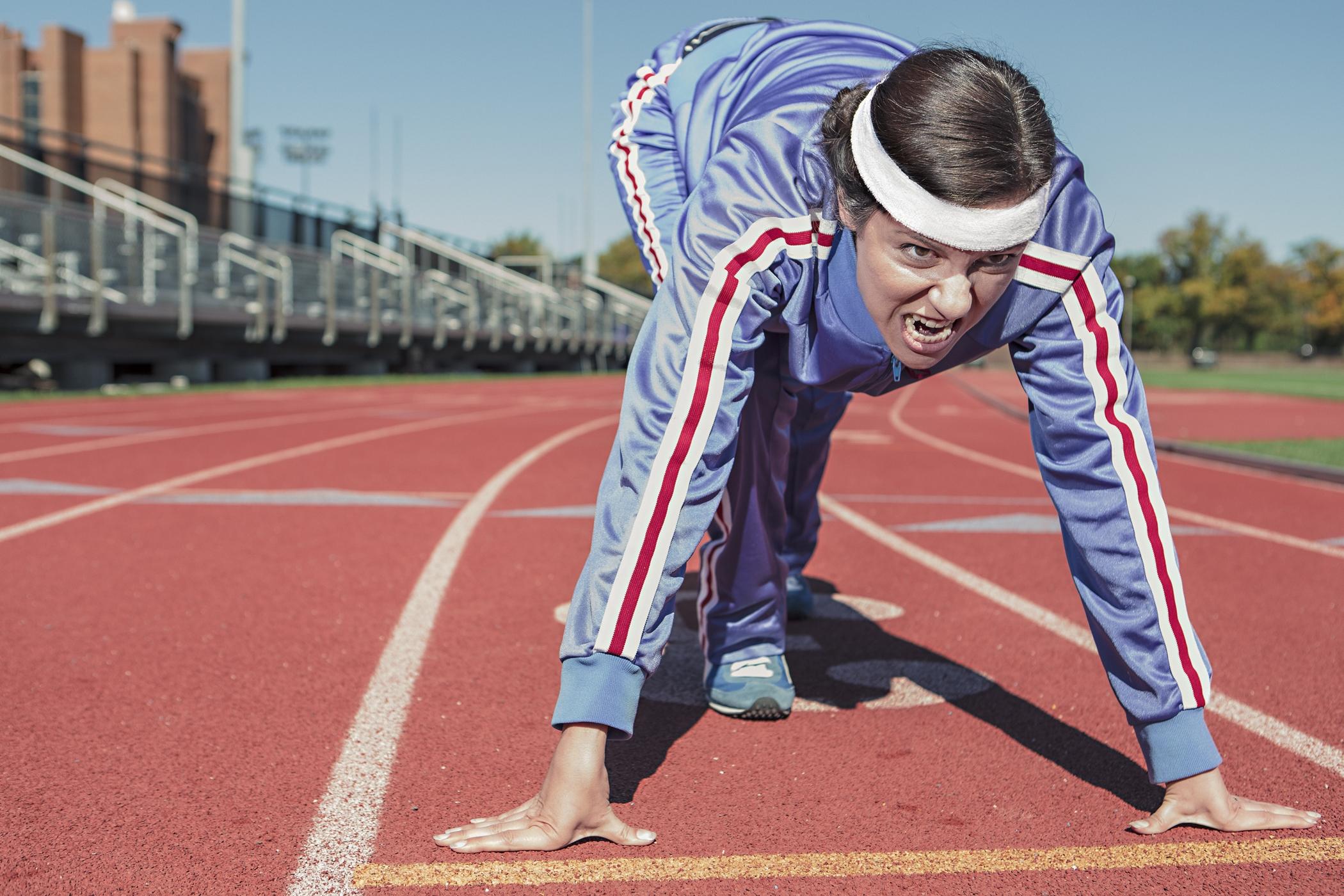 sport - běh - závod