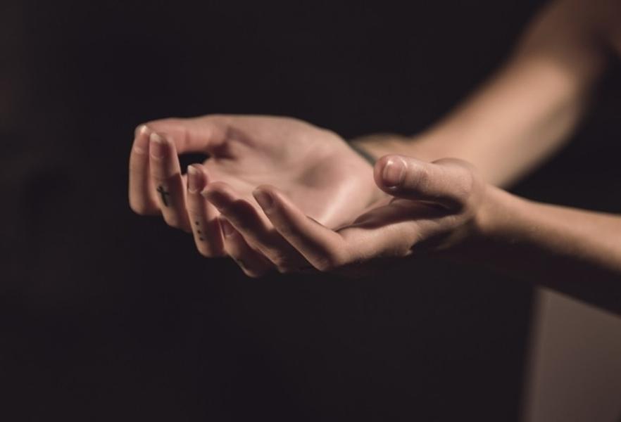 modlitba - rozjímání - křesťanství - meditace