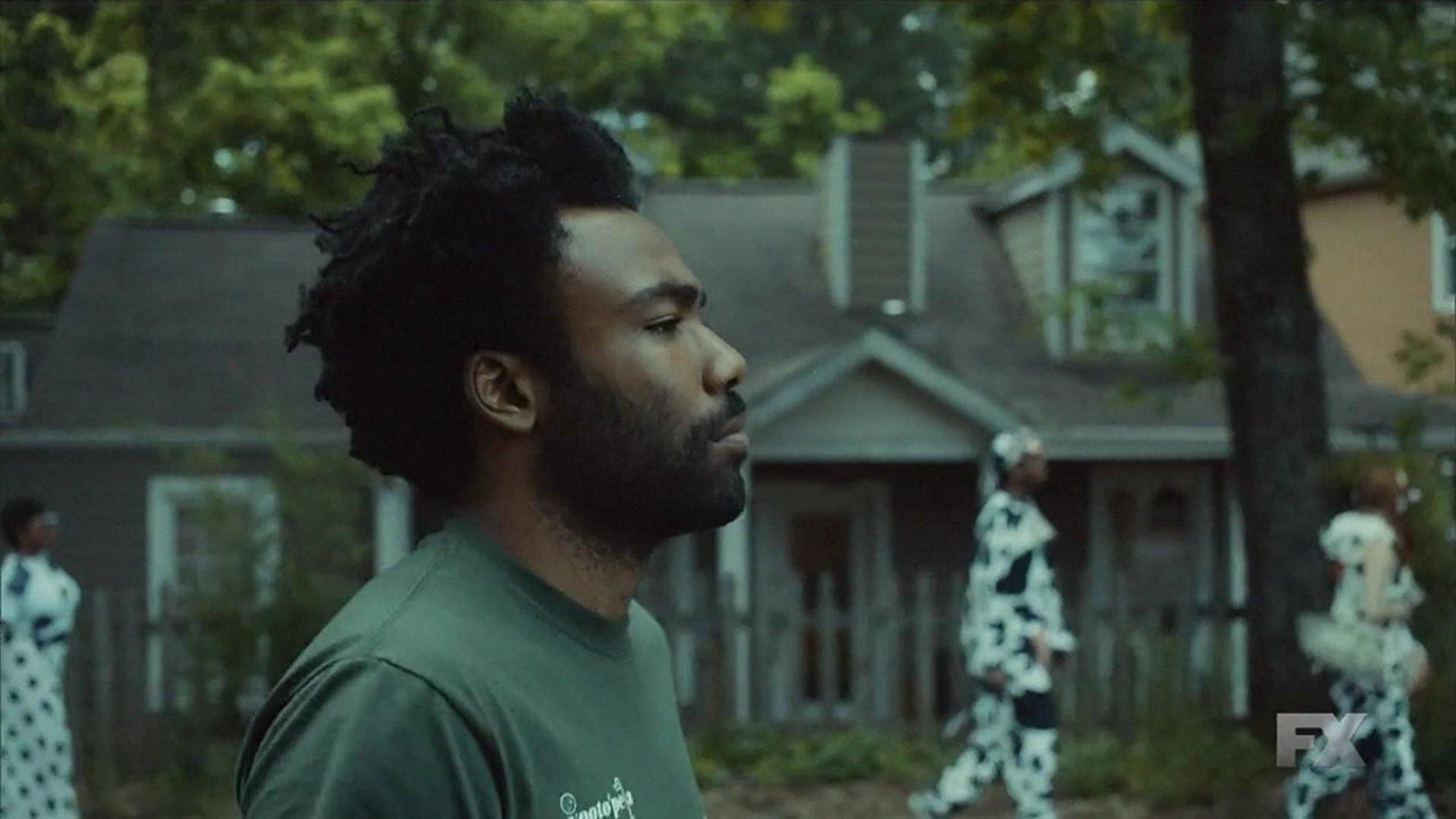 Ze seriálu Atlanta