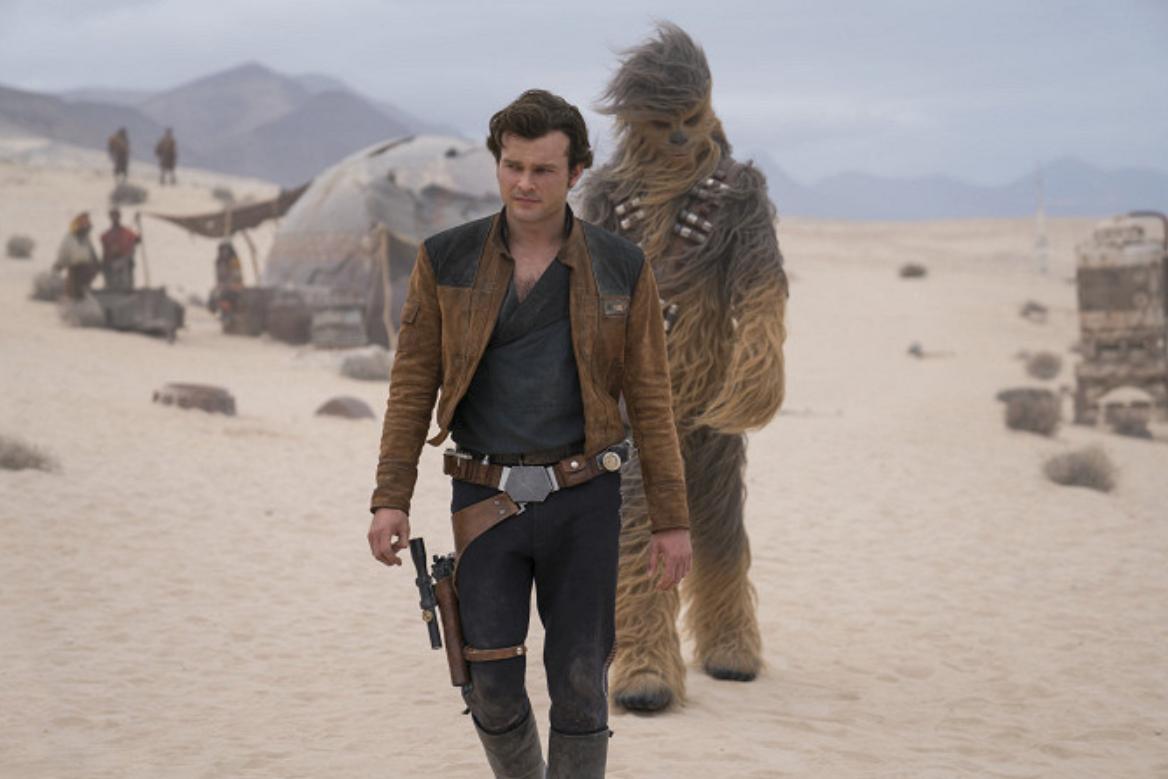 Z filmu Solo: Star Wars Story