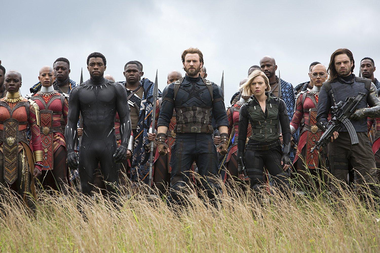 Z filmu Avengers: Infinity War