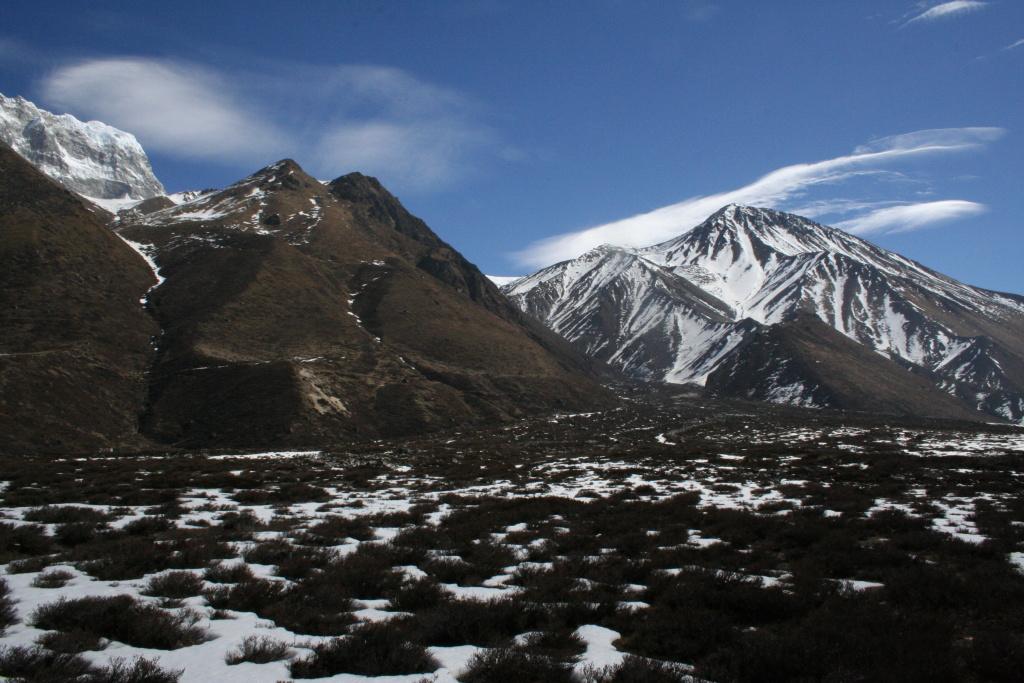 Himálaj, NP Langtang