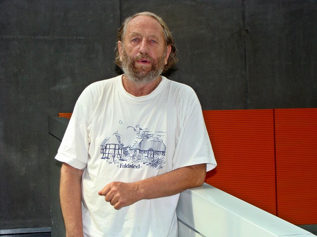 Mořeplavec Rudolf Krautschneider v Radiu Wave