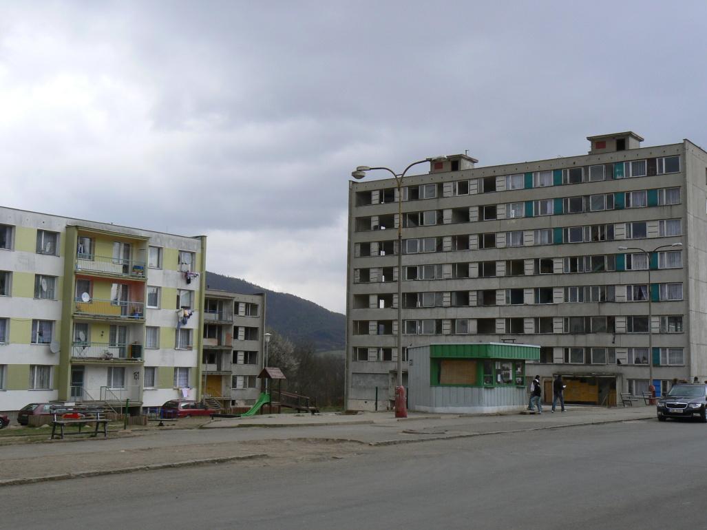 Sídliště Chanov