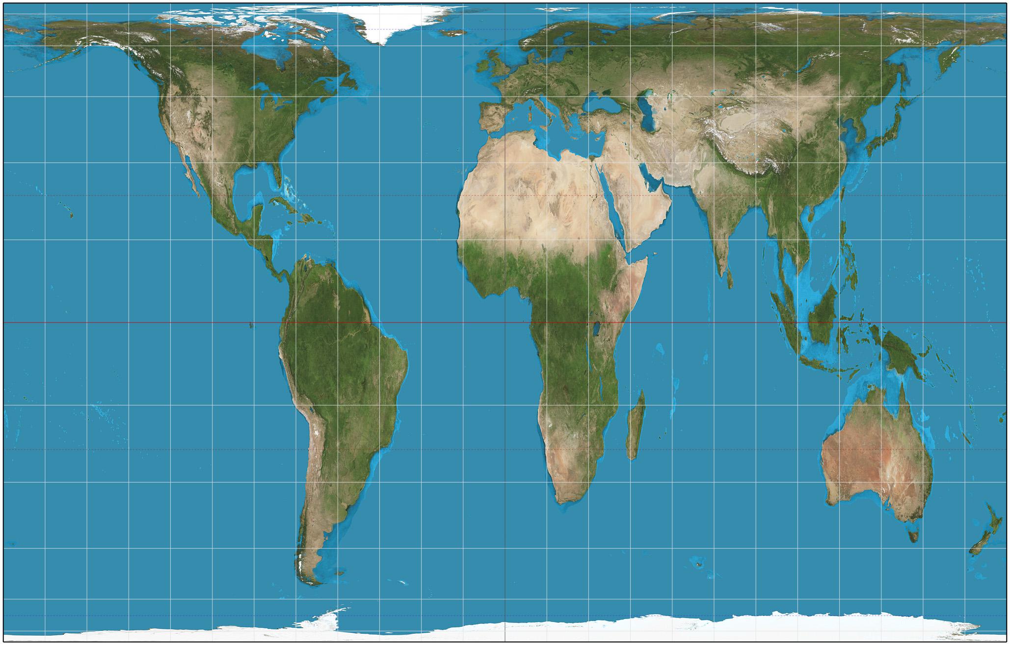 Mapy Sveta Zkresluji Velikosti Kontinentu Nadrzuji Kdysi