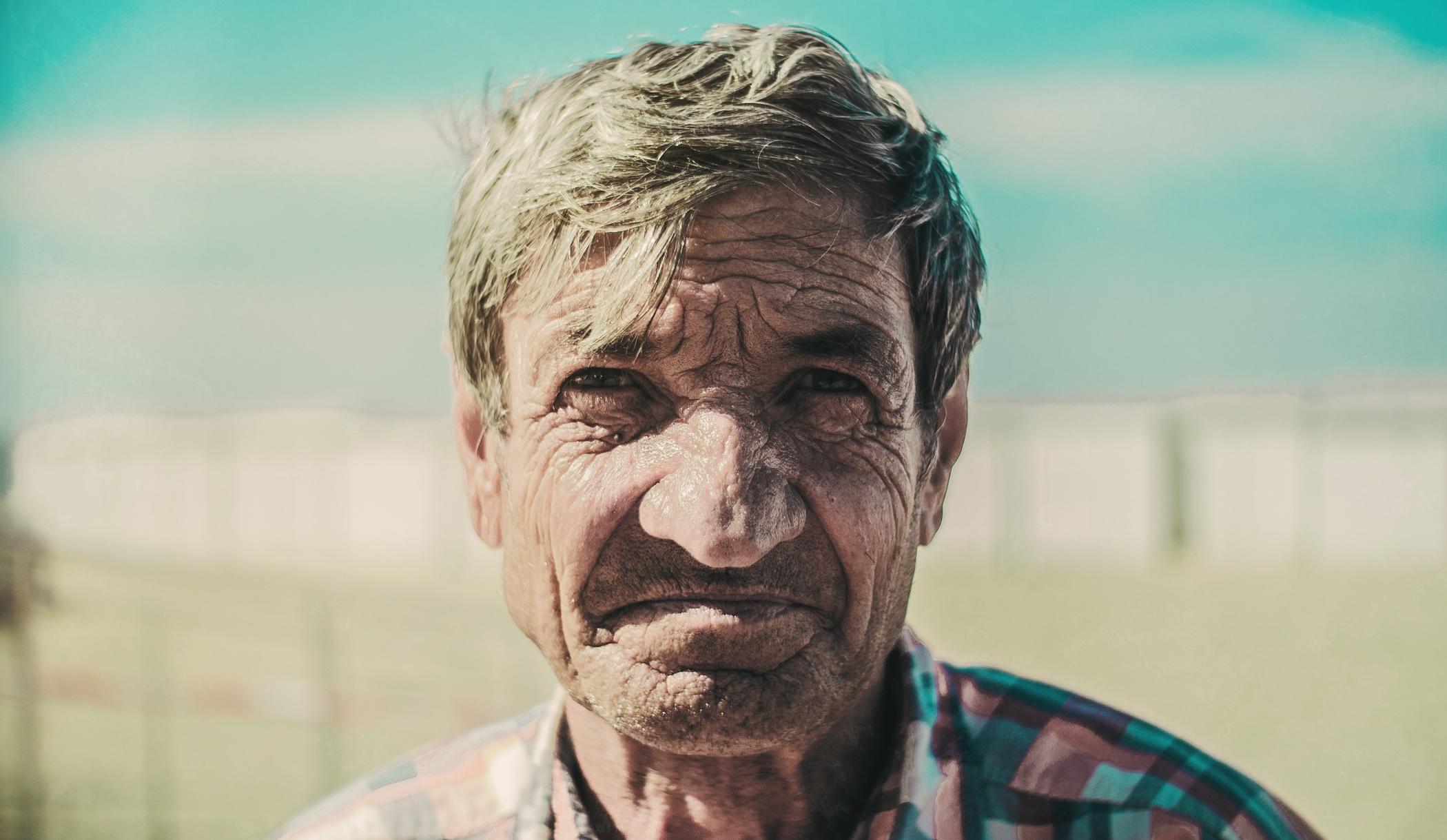 starý muž - stáří