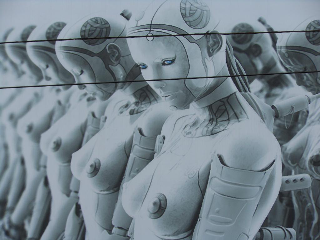 Sexy roboti