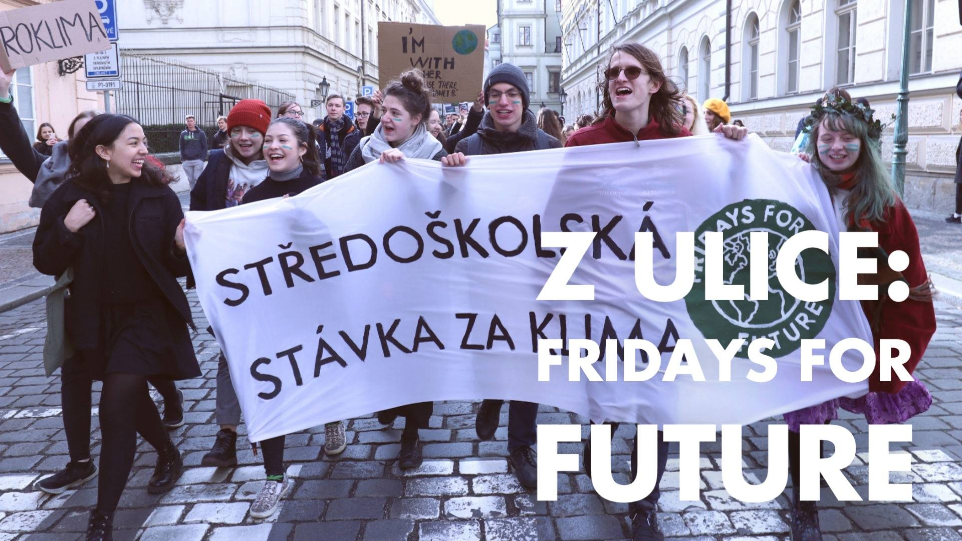 Z ulice: Fridays For Future