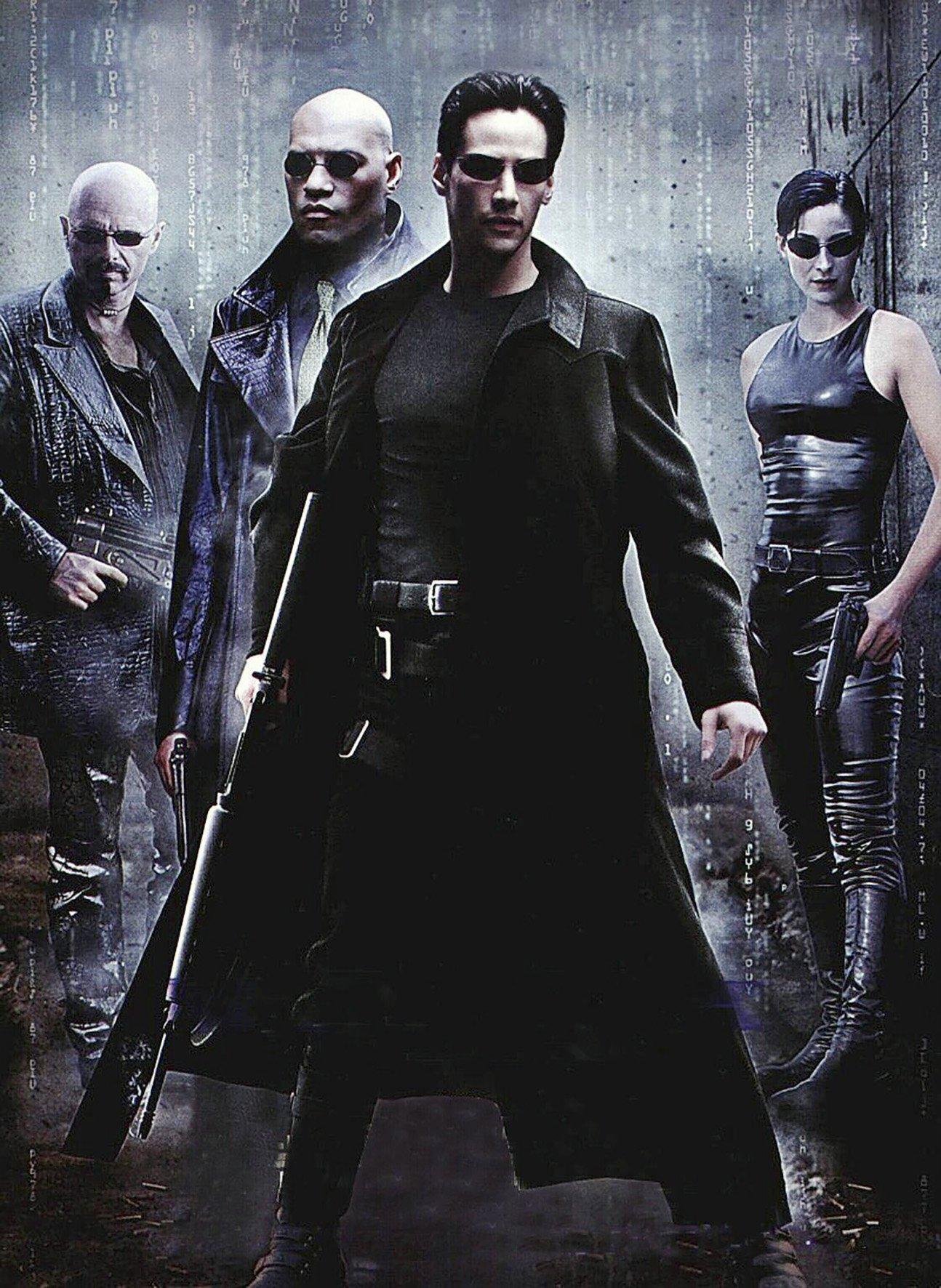 Z filmu Matrix