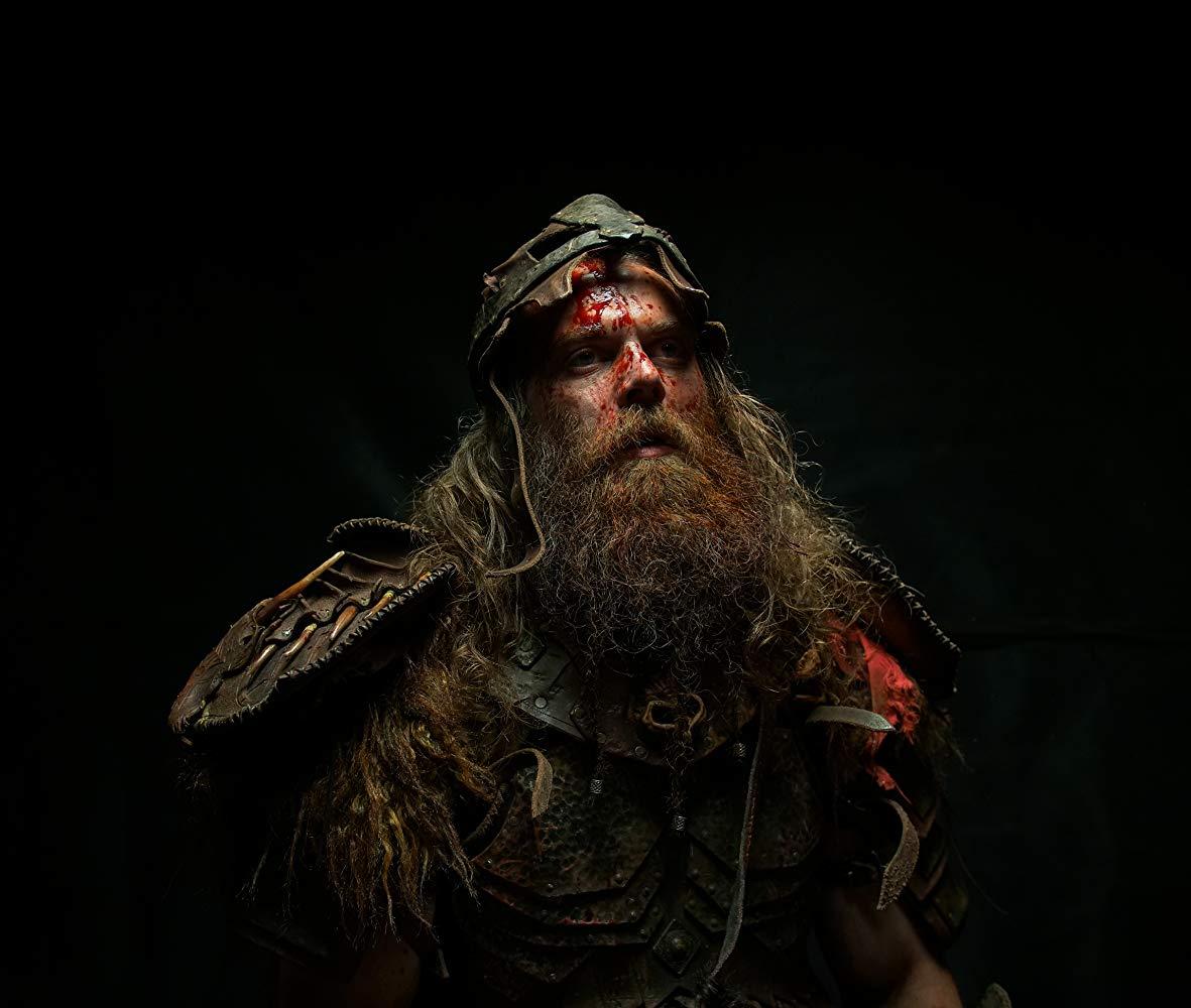 Z filmu The Head Hunter
