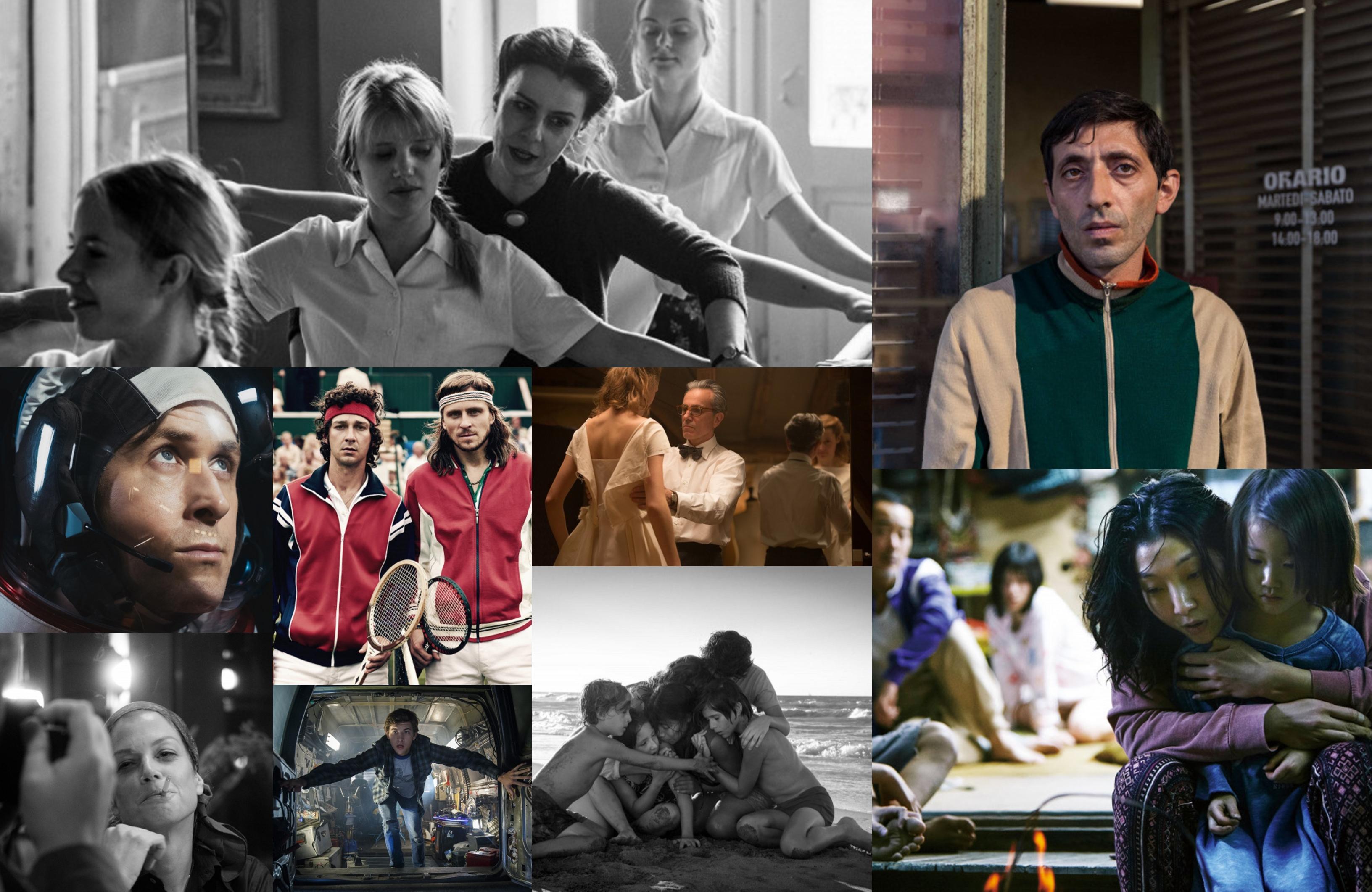 Nejlepší filmy roku 2018 podle Radia Wave