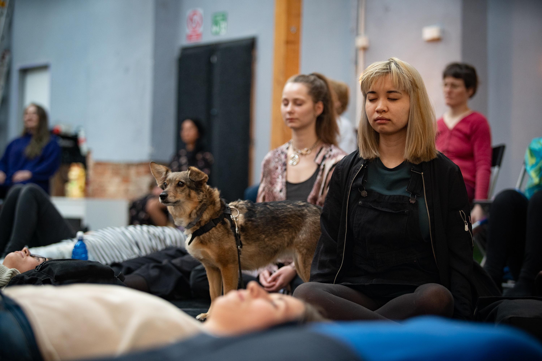 Meditace s Balancem ve Studiu Alta