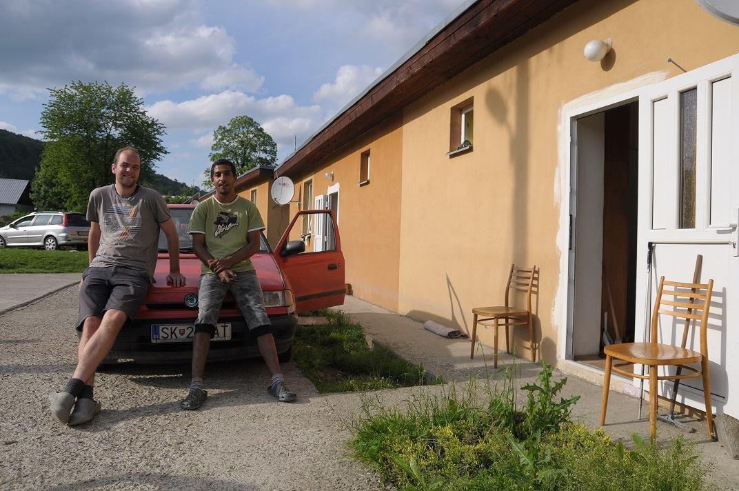 Jan Ort vyrazil na Erasmus na Slovensko