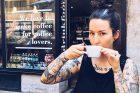 Lenka a její tetování