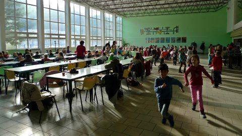 Školní jídelna Základní školy Petra Strozziho v Praze 8-Karlíně