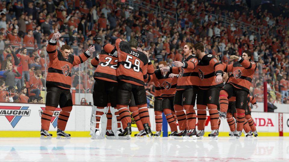ze hry NHL