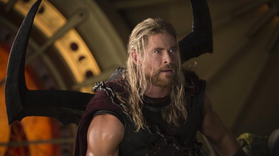Z filmu Thor: Ragnarok