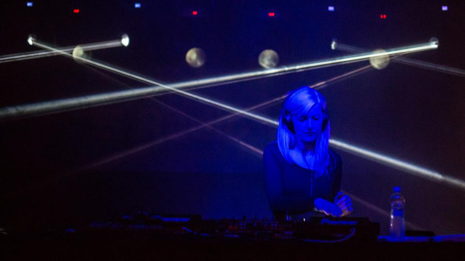 Mary Anne Hobbs na Czeching Showcase