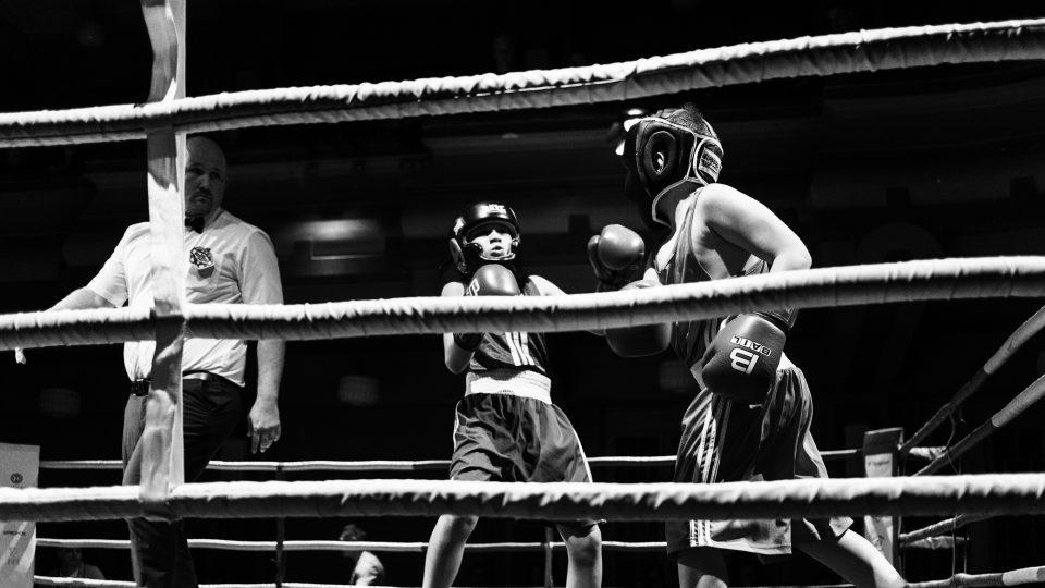 Venušiny dny – ženy v ringu