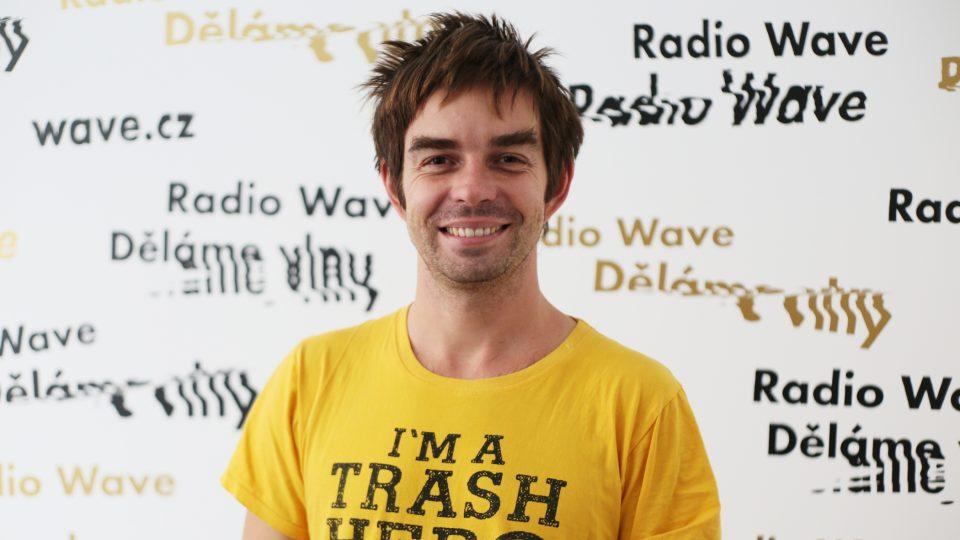 Jan Bareš, Trash Hero