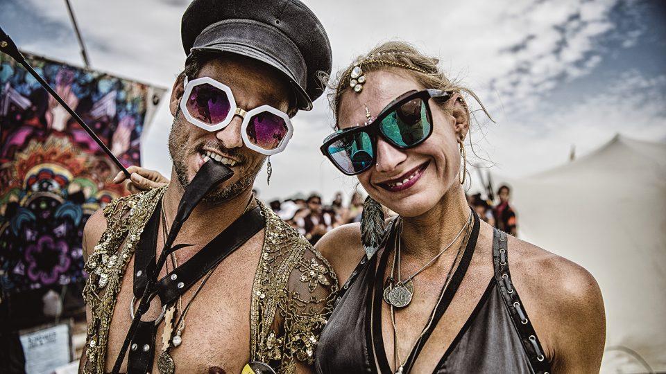 Festival Burning Man očima Marka Musila