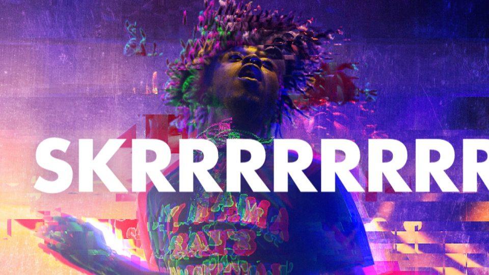 Bez citoslovce skrrt se neobejde současný rap