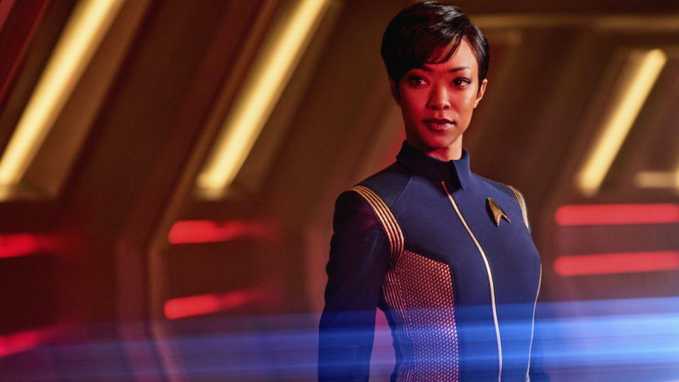 Ze seriálu Star Trek: Discovery