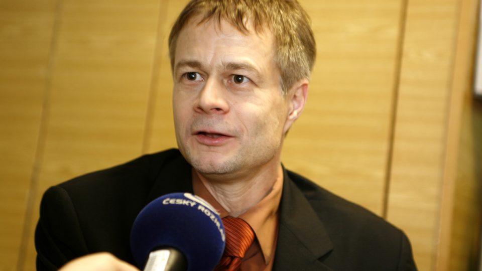 Peter Andersen, literární historik z Univerzity ve Štrasburku