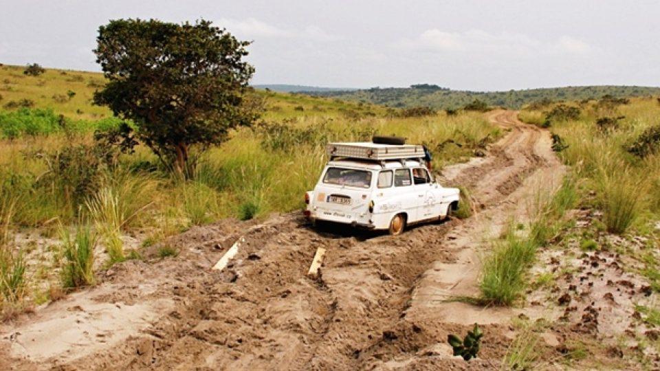 Oktávkou po Africe: 2 hodiny v písku