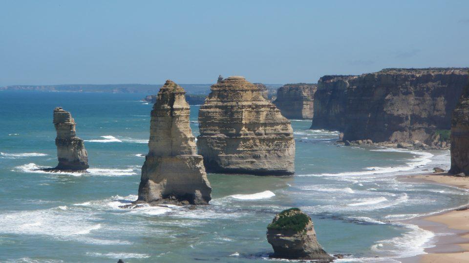 Dvanáct apoštolů, Velká oceanská cesta