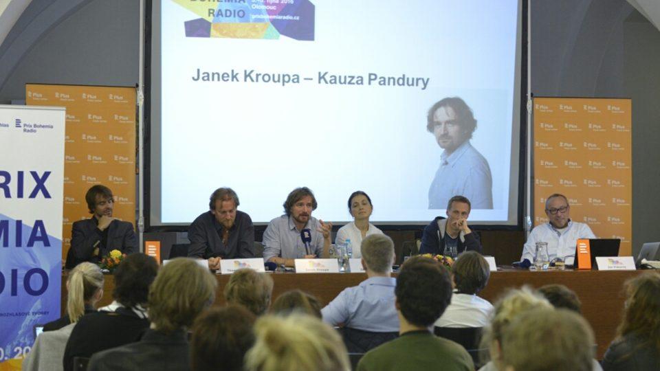 Janek Kroupa a kauza Pandury