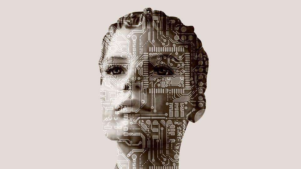 Umělá inteligence - robot