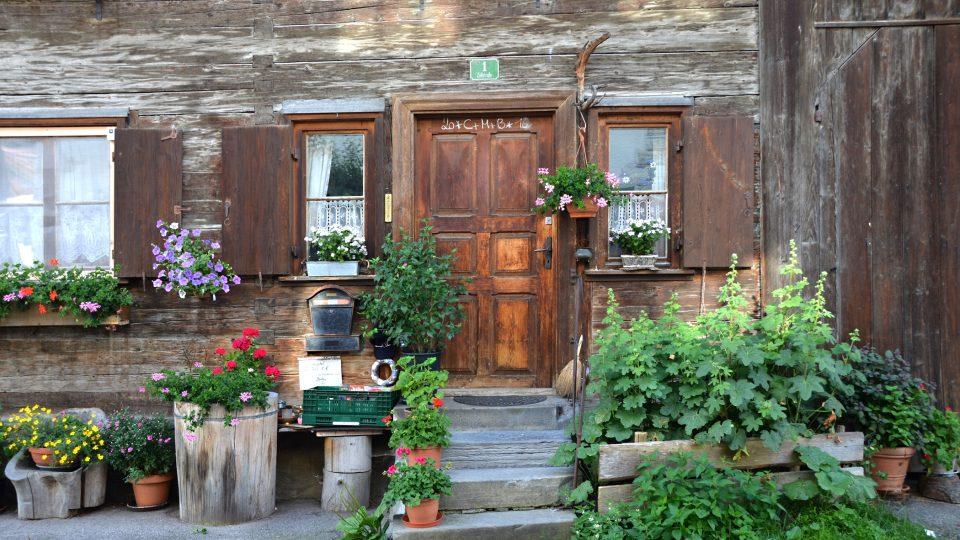 Domek - dům - ekologická architektura