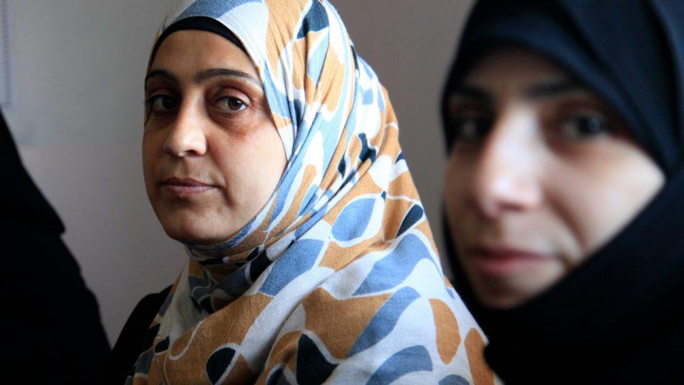 Žena - Sýrie