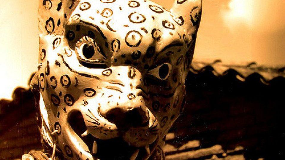 Jaguáří maska