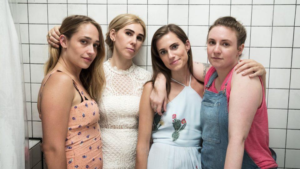 Ze seriálu Girls