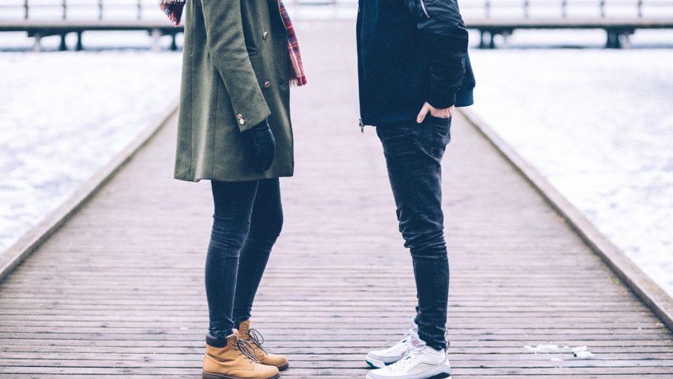 pár - vztah - mileniálové