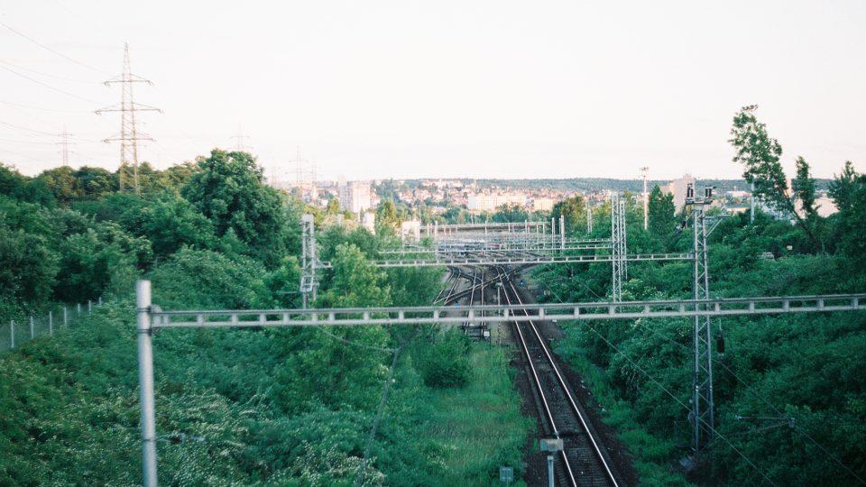 Městská periferie - město - okraj - ticho - městský