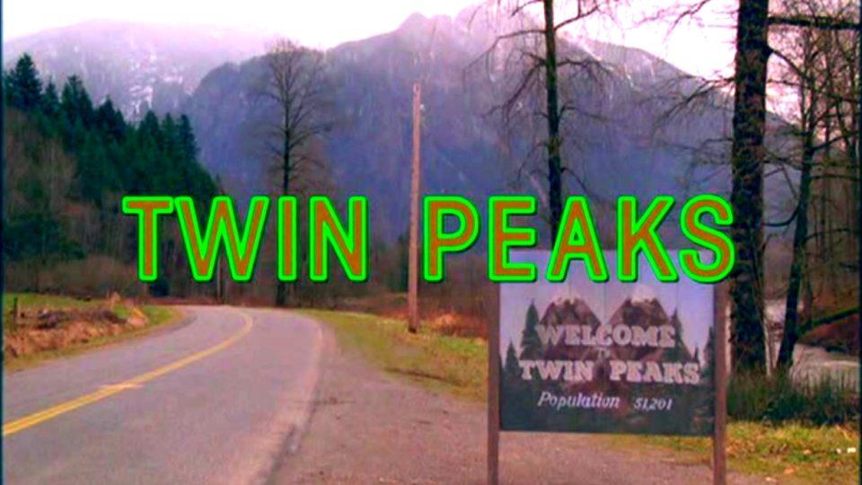 Ze seriálu Twin Peaks