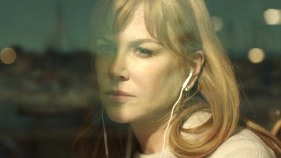 Nicol Kidman v seriálu Sedmilhářky