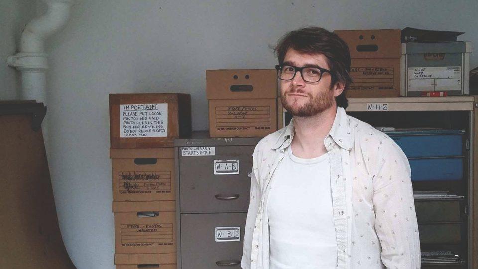 Derek Walmsley, editor The Wire