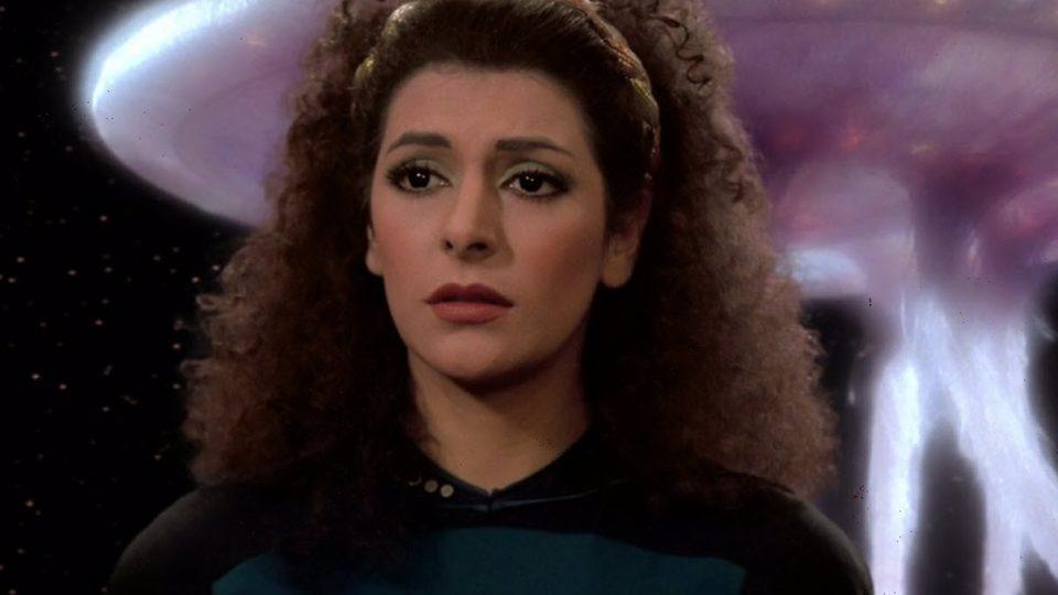 Marina Siritis ve filmu Star Trek: Nová generace