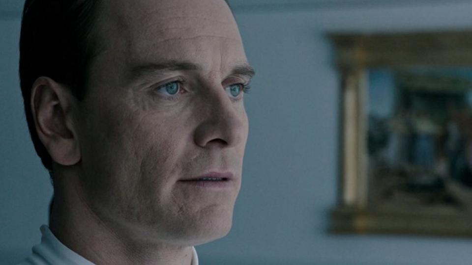 Michael Fassbender ve filmu Vetřelec: Covenant