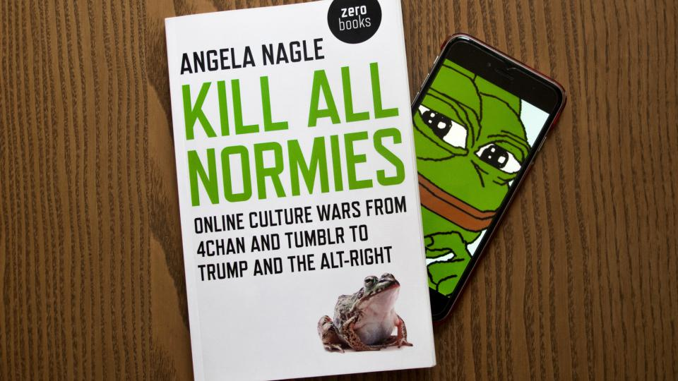 Angela Nagle – Kill All Normies