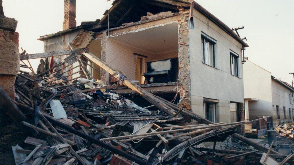 Troubky po povodních v roce 1997
