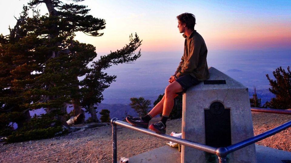 Jakub Čech: Přešel jsem Pacific Crest Trail a bylo to pro mě jako přistát na Měsíci