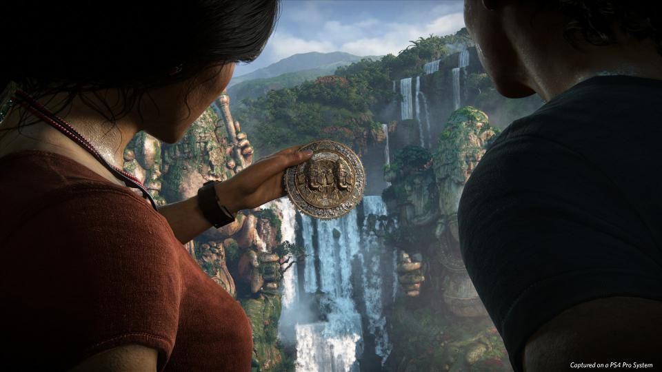Ze hry Uncharted: The Lost Legacy