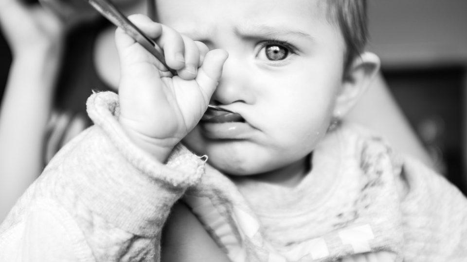 Holčička - dítě - mimino - miminko