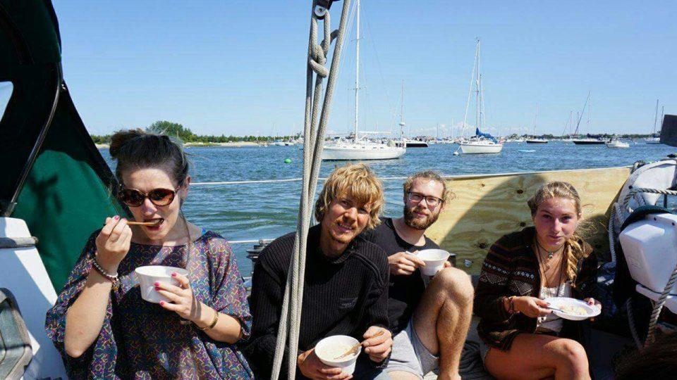 Pavel Kocourek vyzkoušel studium v NY, bezdomovectví i lodě